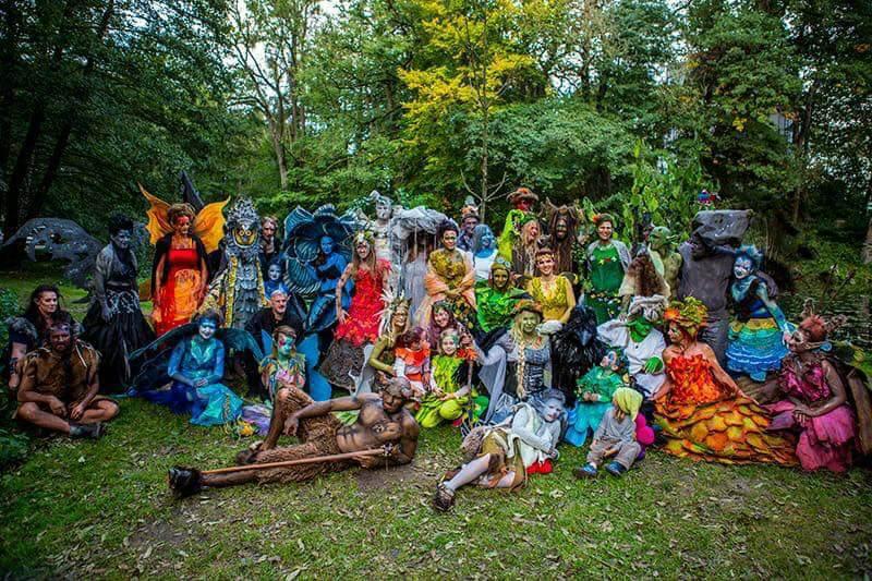 Das große Fest der Naturgeister 1