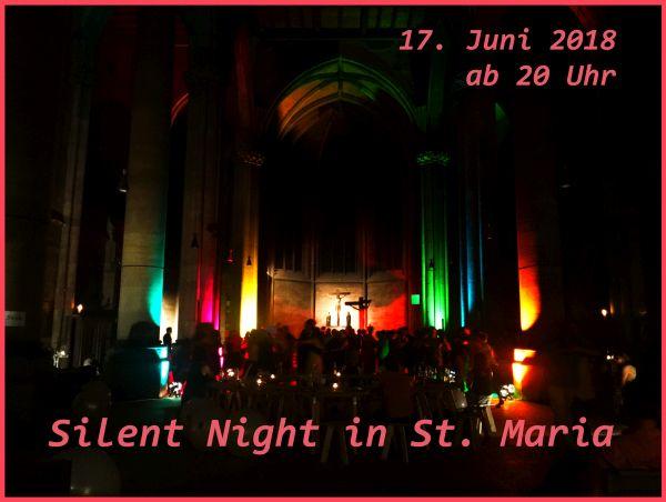 17.06.2018 – Wohl-Klang stimmt auf die Silent Night ein