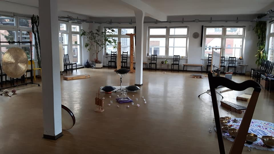 "Workshop ""Intuitive Musik"" 1"