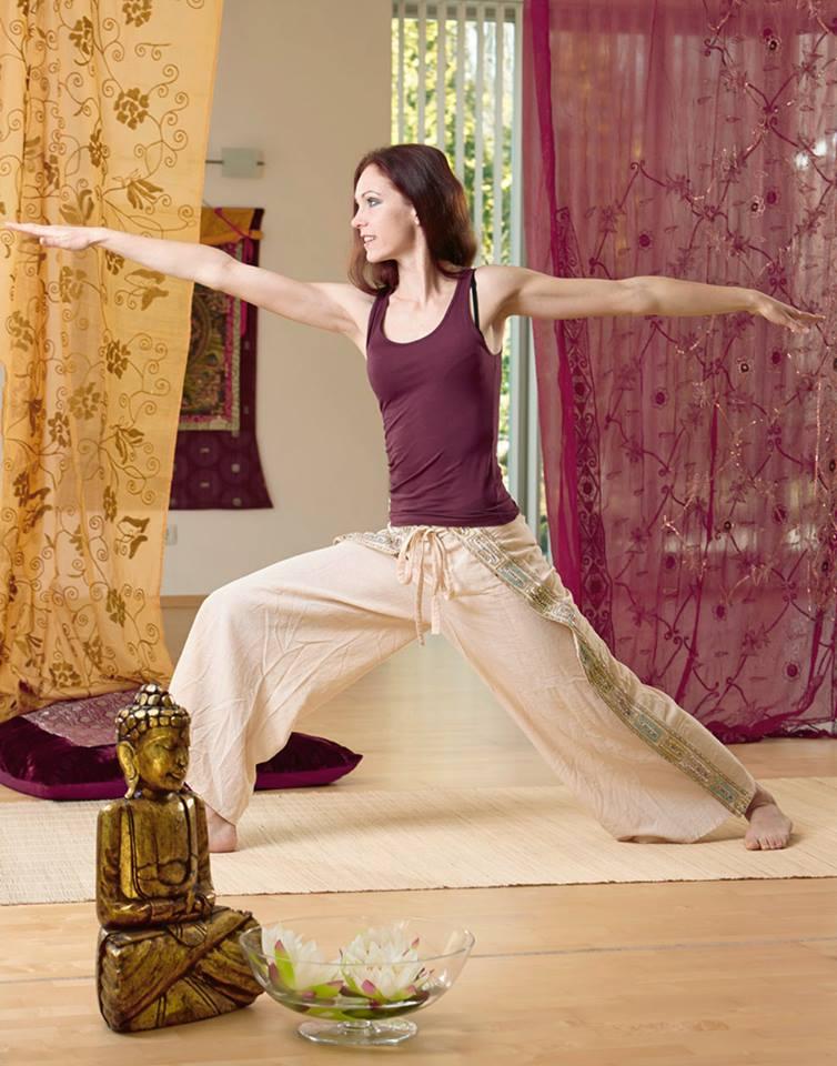 Energetisches Yoga & Klang – mit Olya Kubishyn 2